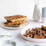 Mealprep Frühstück: Blaubeer-Brot zum Einfrieren